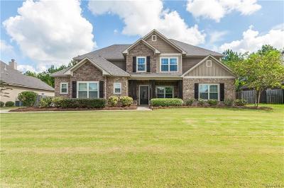Montgomery Single Family Home For Sale: 1031 Old Breckenridge Lane