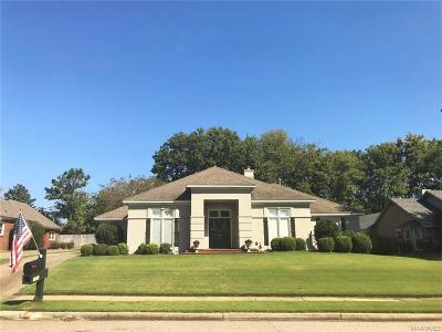 Sturbridge Single Family Home For Sale: 8601 Plantation Ridge Road