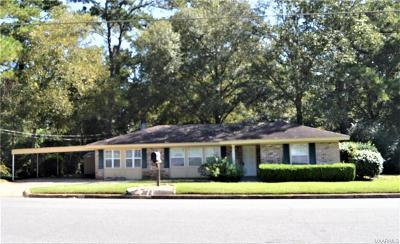 Enterprise Single Family Home For Sale: 105 Briarwood Drive