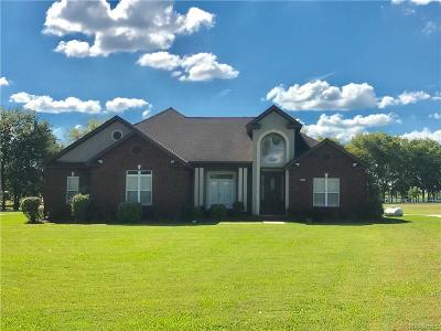 Hope Hull Single Family Home For Sale: 415 Lamar Road