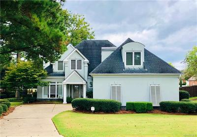 Wynlakes Single Family Home For Sale: 9420 Dunleith Boulevard