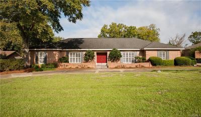 McGehee Estates Single Family Home For Sale: 2711 Fernway Drive