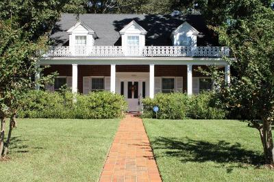 Montgomery Single Family Home For Sale: 1904 Norman Bridge Court