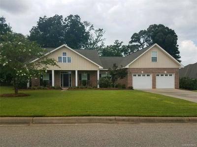 Enterprise Single Family Home For Sale: 520 Riverwood Drive
