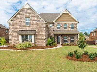 Prattville Single Family Home For Sale: 1873 Pendlebrooke Drive