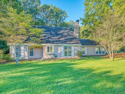 Wetumpka Single Family Home For Sale: 606 Fire Tower Road