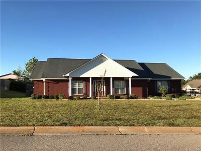 Enterprise Single Family Home For Sale: 100 Sagebrush Drive