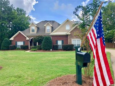 Montgomery Single Family Home For Sale: 9437 Craftsman Place