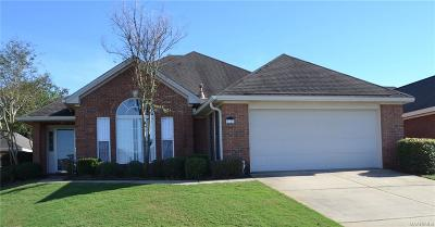 Montgomery Single Family Home For Sale: 8445 Wexford Way