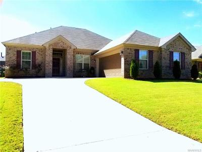 Montgomery Single Family Home For Sale: 10557 Duncannon Trail