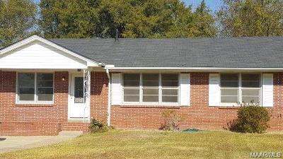Selma Single Family Home For Sale: 405 Birch Avenue