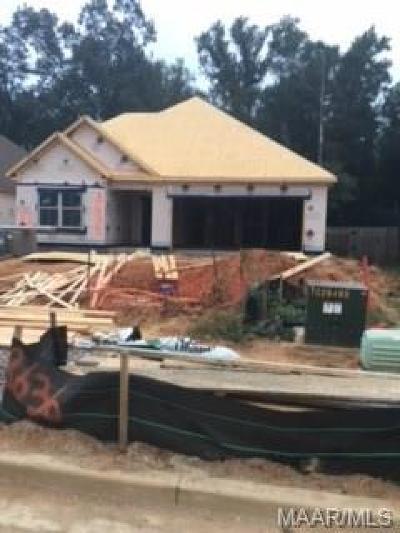 Montgomery Single Family Home For Sale: 8636 Ryan Ridge Loop