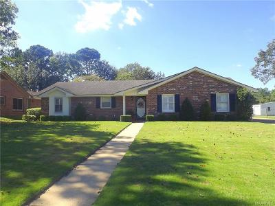 Montgomery Single Family Home For Sale: 323 Navajo Drive