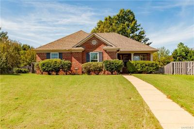 Montgomery Single Family Home For Sale: 8986 Stoneridge Place