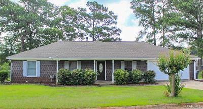 Enterprise Single Family Home For Sale: 122 Palisades Drive