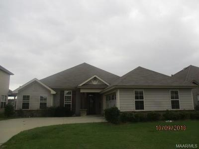 Single Family Home For Sale: 9236 Autumn Brooke Way