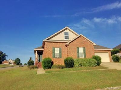 Prattville Single Family Home For Sale: 901 Portree Drive