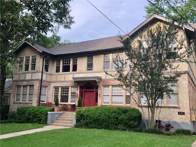 Montgomery Rental For Rent: 1301 S Perry Street #A