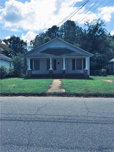 Montgomery Rental For Rent: 2918 McQueen Street