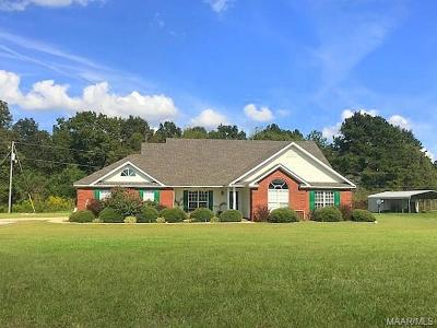 Deatsville Single Family Home For Sale: 2550 Highway 143