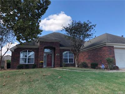 Montgomery Single Family Home For Sale: 607 Stoneybrooke Way