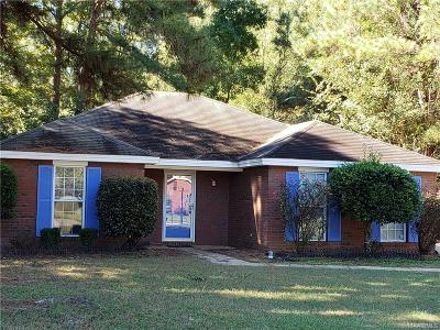 Montgomery Single Family Home For Sale: 6806 Eastern Court