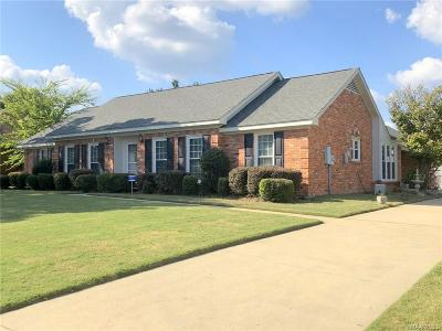 Montgomery Single Family Home For Sale: 2412 Walbash Drive