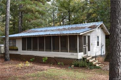 Titus Single Family Home For Sale: 2003 Spiegner Road