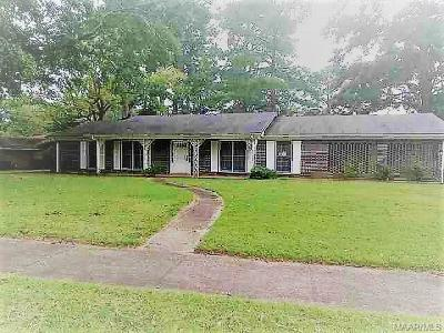 Montgomery Single Family Home For Sale: 318 Mont Vista Drive