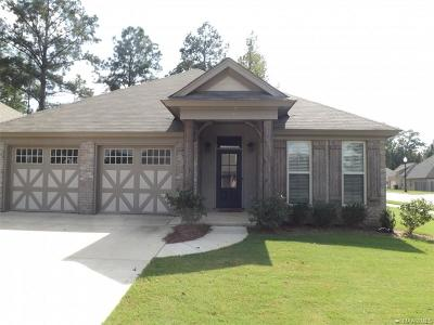 Pike Road Single Family Home For Sale: 9100 White Poplar Circle