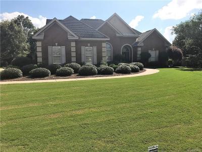Deer Creek Single Family Home For Sale: 9101 Berrington Place