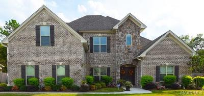 Montgomery Single Family Home For Sale: 8906 Caraway Lane