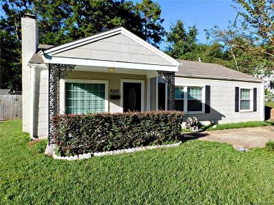 Montgomery Single Family Home For Sale: 3523 N Wareingwood Drive