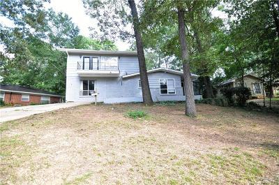 Montgomery Rental For Rent: 3550 N Georgetown Drive