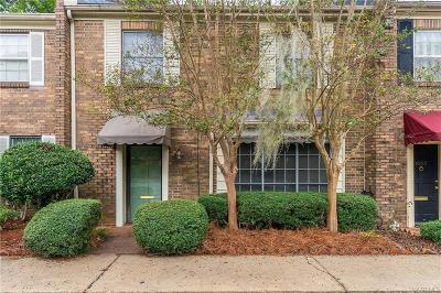 Montgomery Condo/Townhouse For Sale: 3554 Carter Hill Road