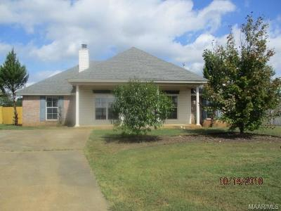 Prattville Single Family Home For Sale: 2005 Keenland Common