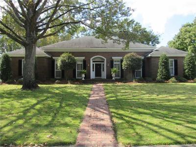 McGehee Estates Single Family Home For Sale: 3358 Warrenton Road