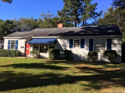 Montgomery Single Family Home For Sale: 3571 Wareingwood Drive
