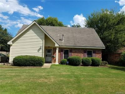 Montgomery Single Family Home For Sale: 4708 Ray Drive