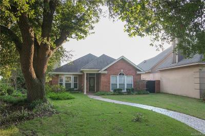 Montgomery Single Family Home For Sale: 1676 Prairie Lane
