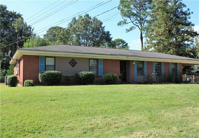 Montgomery Single Family Home For Sale: 967 Green Forest Drive