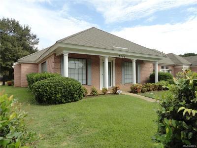 Montgomery Single Family Home For Sale: 3805 Oak Avenue