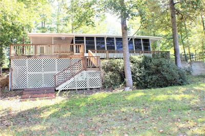 Mobile/Manufactured For Sale: 207 Mimosa Road