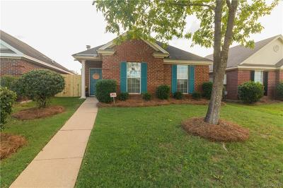 Montgomery Single Family Home For Sale: 1154 Stafford Drive