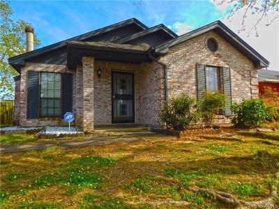 Montgomery Single Family Home For Sale: 6884 Brownwood Lane