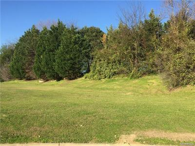 Montgomery AL Residential Lots & Land For Sale: $35,000