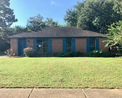 Montgomery Single Family Home For Sale: 850 Gap Loop