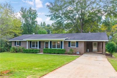 Single Family Home For Sale: 883 Butler Mill Road