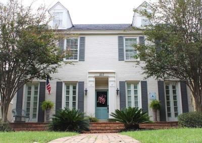 Garden District Single Family Home For Sale: 357 Felder Avenue