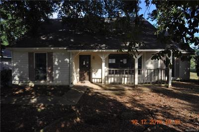 Montgomery Single Family Home For Sale: 804 Dunbarton Road